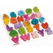 Jucarie copii Janod Alphabet Puzzle