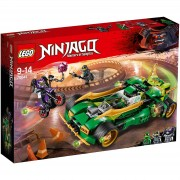 Lego The LEGO Ninjago Movie: Ninja Nachtracer (70641)