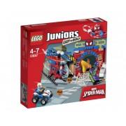 Скривалището на Спайдърмен LEGO® Juniors 10687
