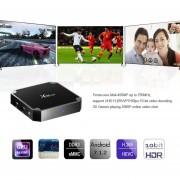 EY Mini X96 TV Box For Android 7.1.2 Amlogic S905W 2GB RAM+16GB ROM Quad Core WIFI HDMI 4K*2K HD Smart Set Top Box Support TF-black