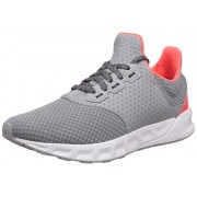 adidas Men's Falcon Elite 5 M Midgre, Ftwwht and Solred Running Shoes - 8 UK/India (42 EU)