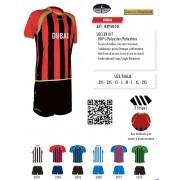 Legea - Completo Calcio Kit Dubai