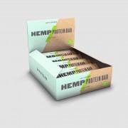 Myprotein Hemp Protein Bar - 12 x 50g - Unflavoured
