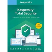 Kaspersky Total Security 2020 3 User Multi Device 1 Year Download PC/Mac