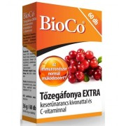 BioCo Tőzegáfonya extra tabl. 60 db