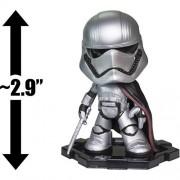"Captain Phasma: ~2.9"" Funko Mystery Minis x Star Wars - The Last Jedi Mini Bobblehead Figure (20247)"