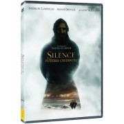 Silence:Andrew Garfield,Adam Driver,Liam Neeson - Puterea credintei (DVD)