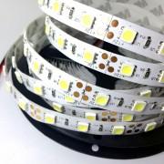 LED szalag , 5050 , 60 led/m , 14,4W/m , hideg fehér