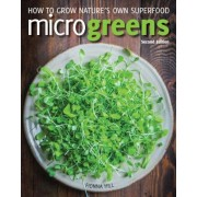 Microgreens: How to Grow Nature's Own Superfood, Paperback