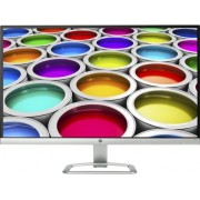 "HP 27ea IPS LED Backlit Monitor 27"" Silver White/1920x1080/Speakers/2Y (X6W32AA)"