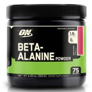Beta Alanine Powder 75 doses 263gr Optimum