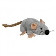 Ratón de juguete de Trixie con catnip para gatos -1 unidad (7 cm)