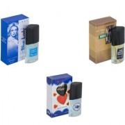 Carrolite Combo Blue Lady-The Boss-Younge Heart Blue Perfume