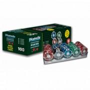 Jetoane Poker Piatnik Austria de profesionale 14 grame/jeton 100 jetoane