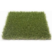 Covor gazon artificial aspect iarba naturala 2 m latime cu 8 m lungime antialergen material sintetic PP rezistenta UV verde