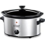 Russell Hobbs RU-23200 Slow Cooker(3.5, Silver, Black)