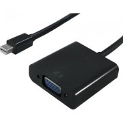 Adapter Mini DP M - VGA F, w/Cable, Standard S3205