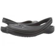 Crocs Genna II Gem Flat GS (ToddlerLittle KidBig Kid) Black