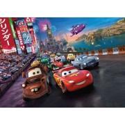 "Fototapet ""raliul"" - Colectia Disney"