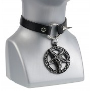 Kratka ogrlica BAFOMETU - LSF9 02