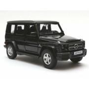 Masina Rastar Mercedes-Benz G63 1 24 RTR AA baterie - Negru cu telecomanda