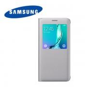 Original Samsung Galaxy S6 edge plus S View Cover Silver