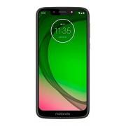 Motorola Moto G7 Play XT1952 (32 GB, 2 GB de RAM) Dual SIM Desbloqueado de fábrica Smartphone, Dorado
