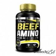 BioTech USA Beef Amino tabletta - 120 db tabletta