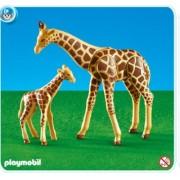 Playmobil Giraffe Baby With