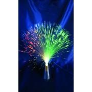 LED-es optikai szálas lámpa