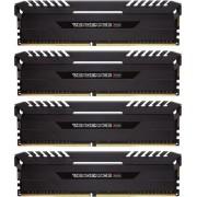 Memorija DIMM DDR4 4x8GB 3333MHz Corsair CL16 LED RGB, CMR32GX4M4C3333C16