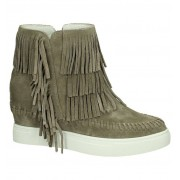 Via Roma by Torfs Taupe Boots