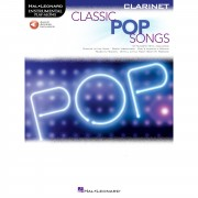 Hal Leonard Instrumental Play-Along: Classic Pop Songs - Clarinet
