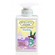 Lotiune hidratanta fara parfum pentru copii si bebelusi Simplicity