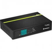 SWITCH, TRENDnet TPE-TG44g, 8-Port GREENnet, Gigabit, PoE+