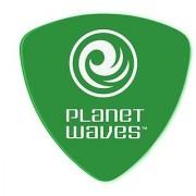 Planet Waves Duralin Guitar Picks Medium 100 pack Wide Shape