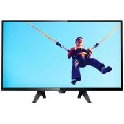 Televizor LED Philips 32PHS5302/12, 80 cm, Rezolutie HD, Smart TV, Wi-Fi, Negru