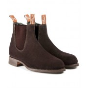 Wentworth Suede Choclate