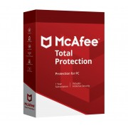 McAfee Total Protection 2018 - 5 Apparaten - 1 jaar - Nederlands - Windows / Mac / iOS / Android