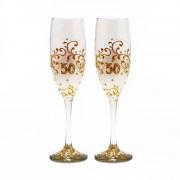 Pahare personalizate nunta de aur