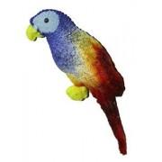 Papuga na drążku