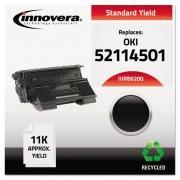 Remanufactured 52114501 (b6200) Toner, Black