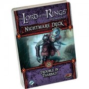 Fantasy Flight Games The Lord of the Rings: The Card Game – Nightmare Deck: Trouble in Tharbad