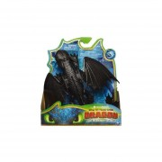 Como entrenar a tu dragon The Hidden World Toothless Basic Action Figure