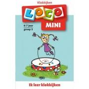 Boosterbox Mini Loco - Ik Leer Klokkijken (6-7 jaar)
