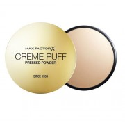 Max Factor Creme Puff Pressed Powder 05 Translucent 21G Per Donna (Cosmetic)
