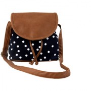 Lychee Bags Women Casual Multicolor PU Sling Bag