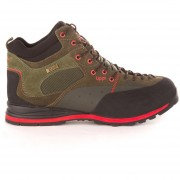 Zapato Hombre Vitor Mid - Verde/Rojo - Lippi
