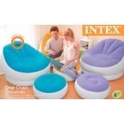 Fotoliu Intex gonflabil otoman 68572