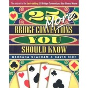 25 More Bridge Conventions You Should Know, Paperback